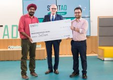 SatSure startup wins USD 10,000 at startAD